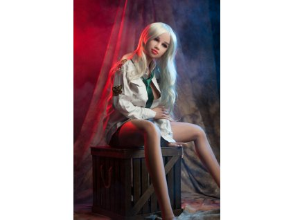 Love Doll Blondýnka Molly, 170 cm