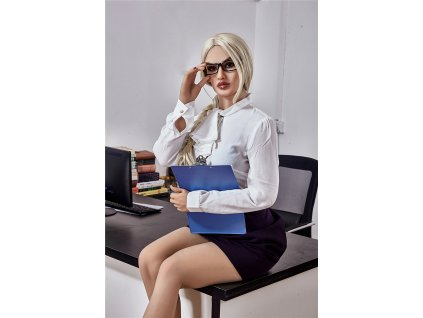 Sexy Doll Blondýnka Cindy, 168 cm/ B-Cup