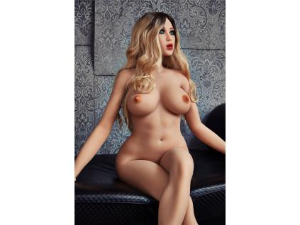 Sexy Doll Blondýnka Akisha, 169 cm