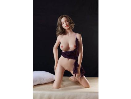 Real Sex Doll Něžná Sofie, 161 cm/ E-Cup