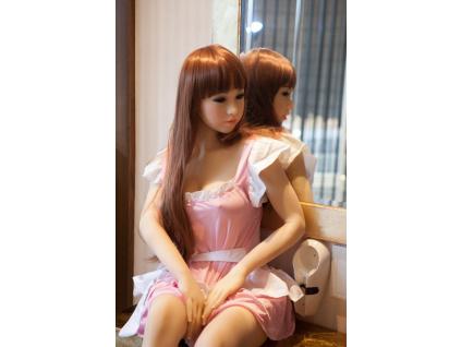 Real Sex Doll Roztomilá Beky, 145 cm