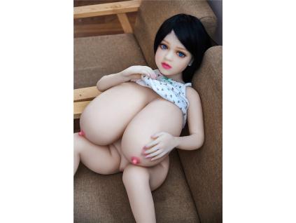 realisticka panna prsata melissa 15