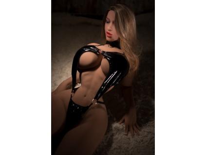 Sex Doll Prsatá Charlotte, 167 cm