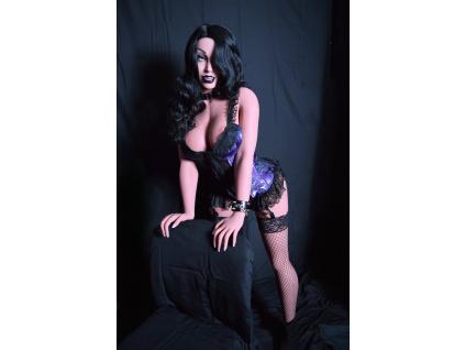 Sexy Doll Vampírka Ciara, 165 cm/ E-Cup