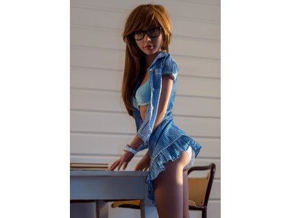Love Doll Asiatka Kim, 155 cm