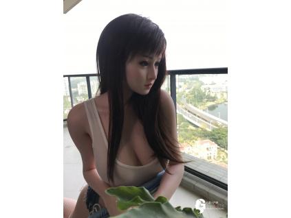 Silicon Doll Něžná Stacy, 162 cm