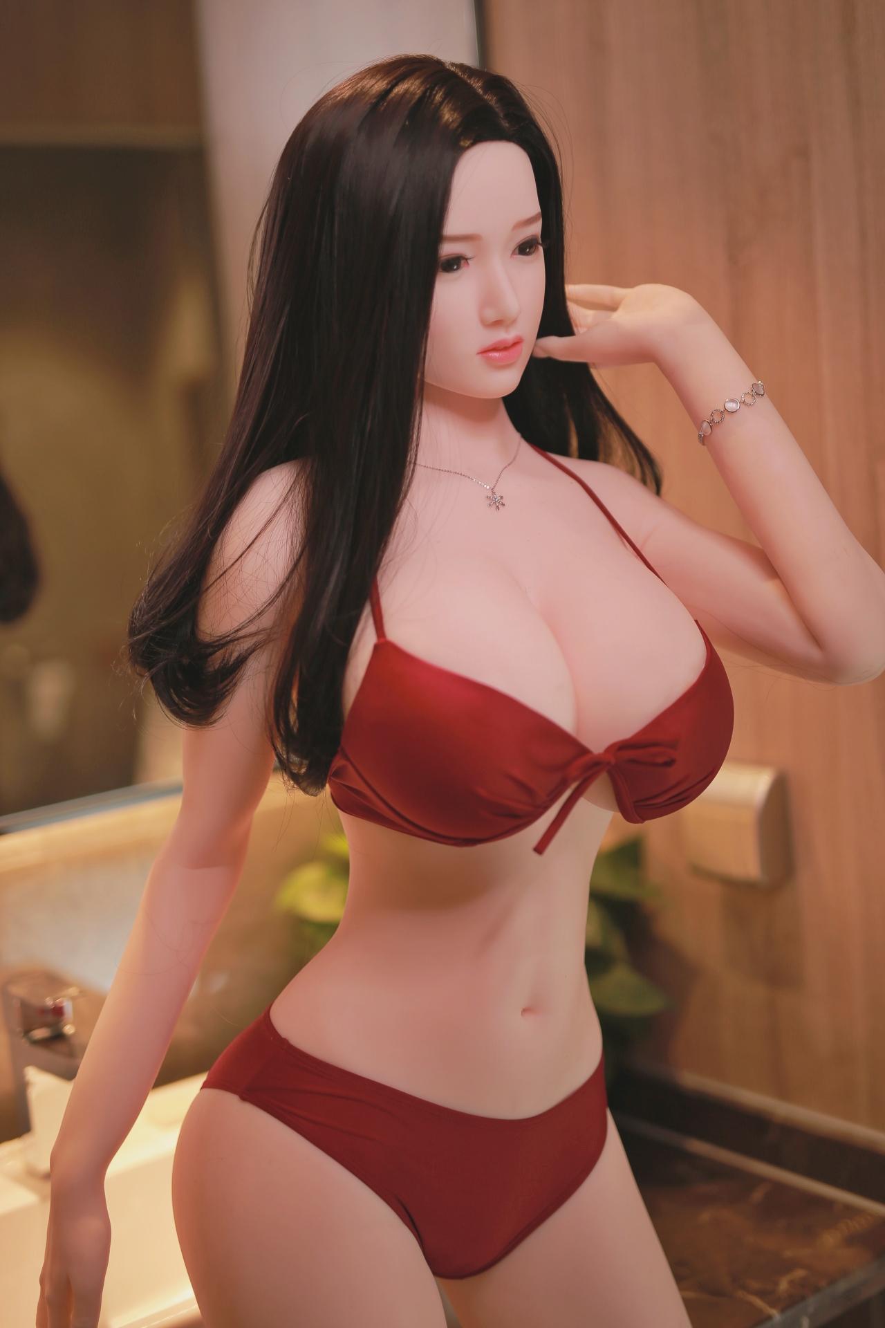 Levně Love Doll Asiatka Meri, 170 cm/ H-Cup