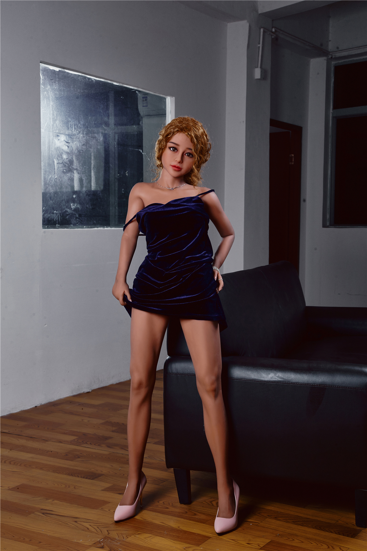 Levně Sexy Doll Zrzka Miki, 150 cm