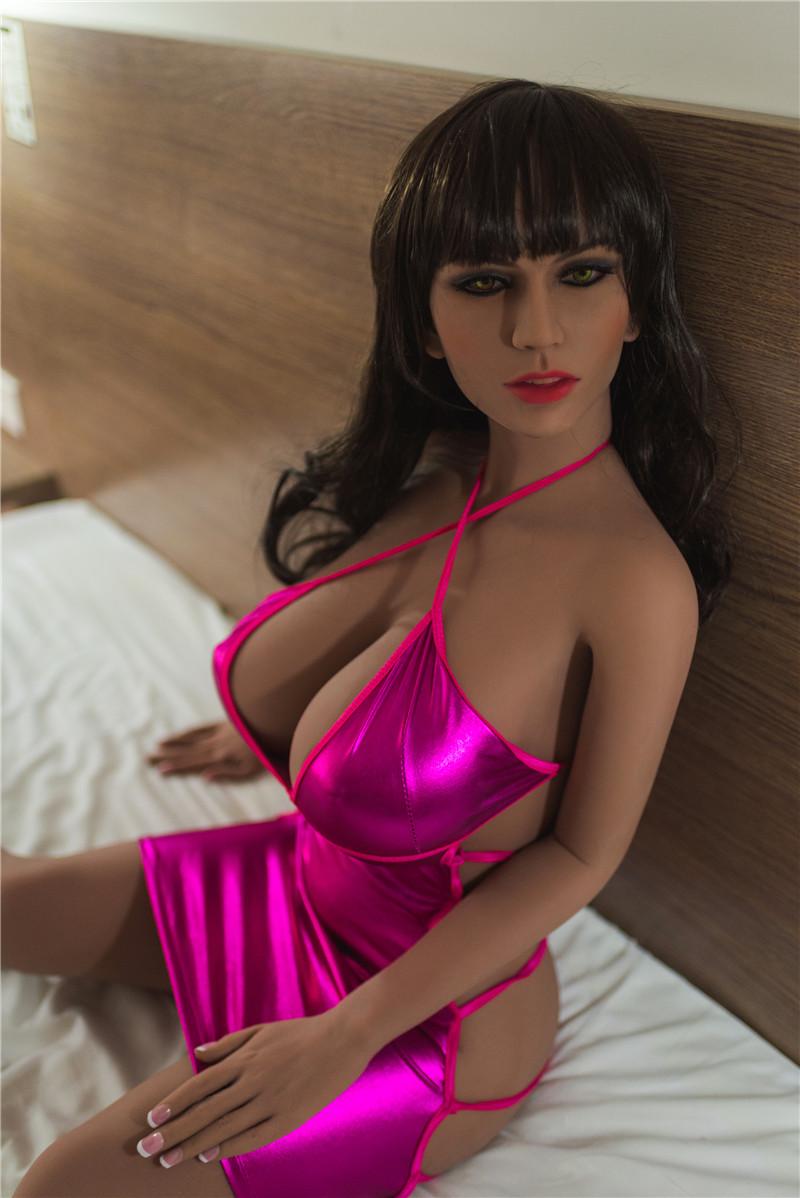 Levně Silicon Doll Sexy Molly, 156 cm
