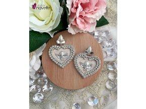 Srdiečka I♥U - pearl