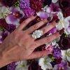 Set náušnice a prsteň