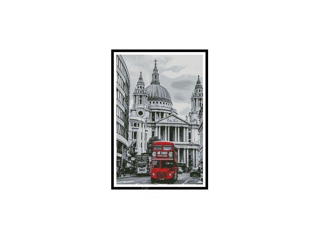 IC25662-13266 London Bus