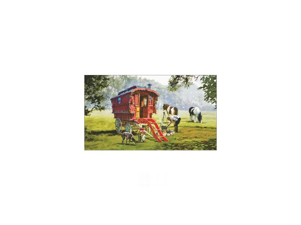 IC25375 Gypsy Caravan