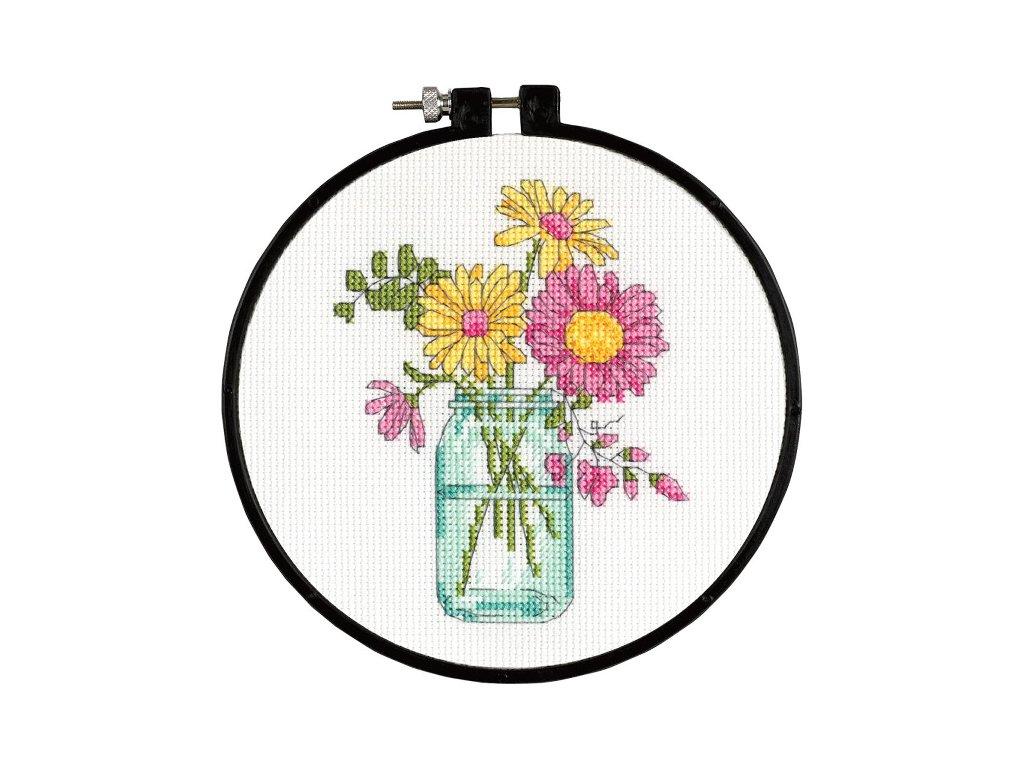 72-74550 Summer Flowers - Letní květiny