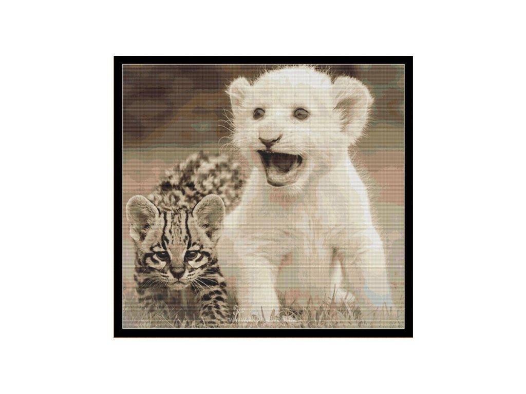 Malí přátelé