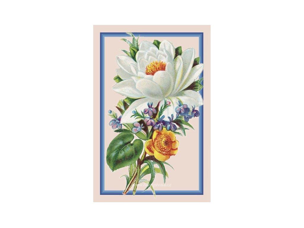 AZDP-1352 Lotosový květ