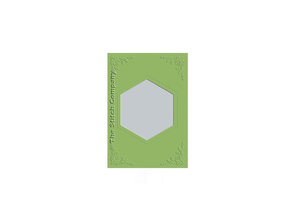 TSC242-060 Papírové přání s obálkou (3ks)