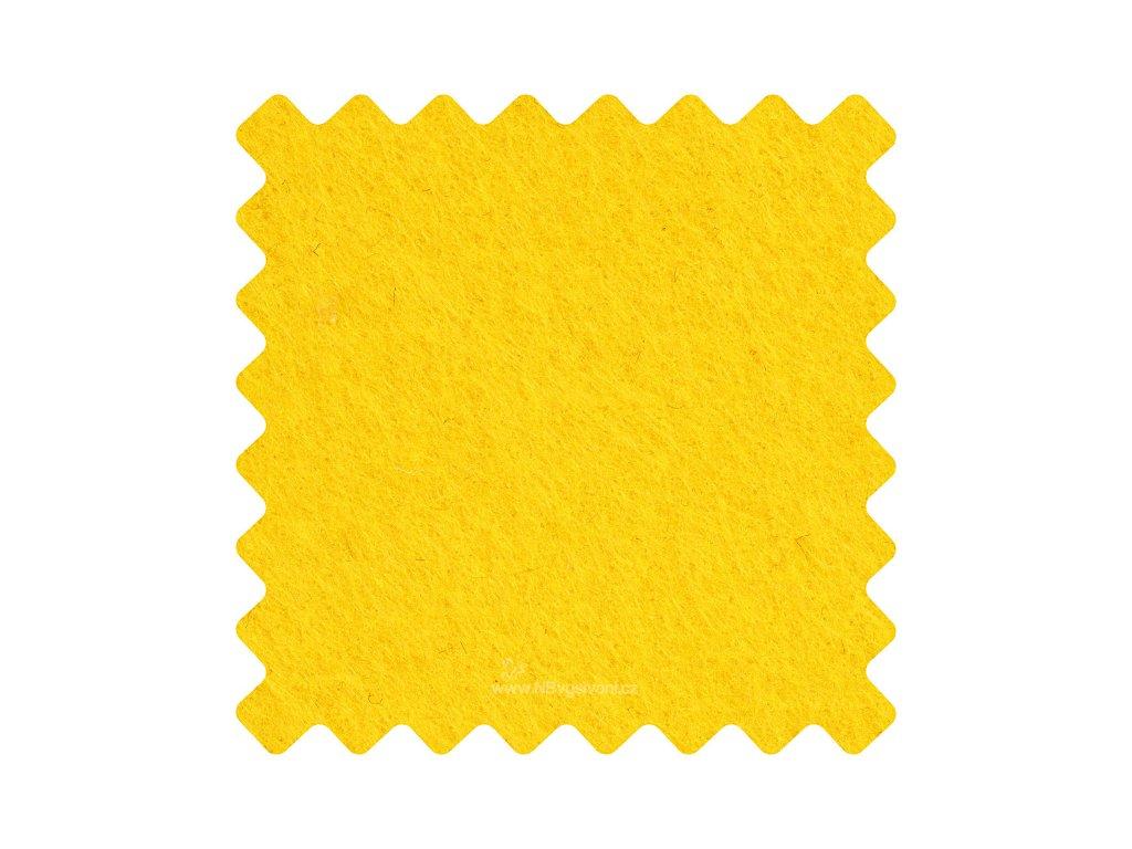 CRE-45232 Filc 3mm - Yellow (42x60cm)