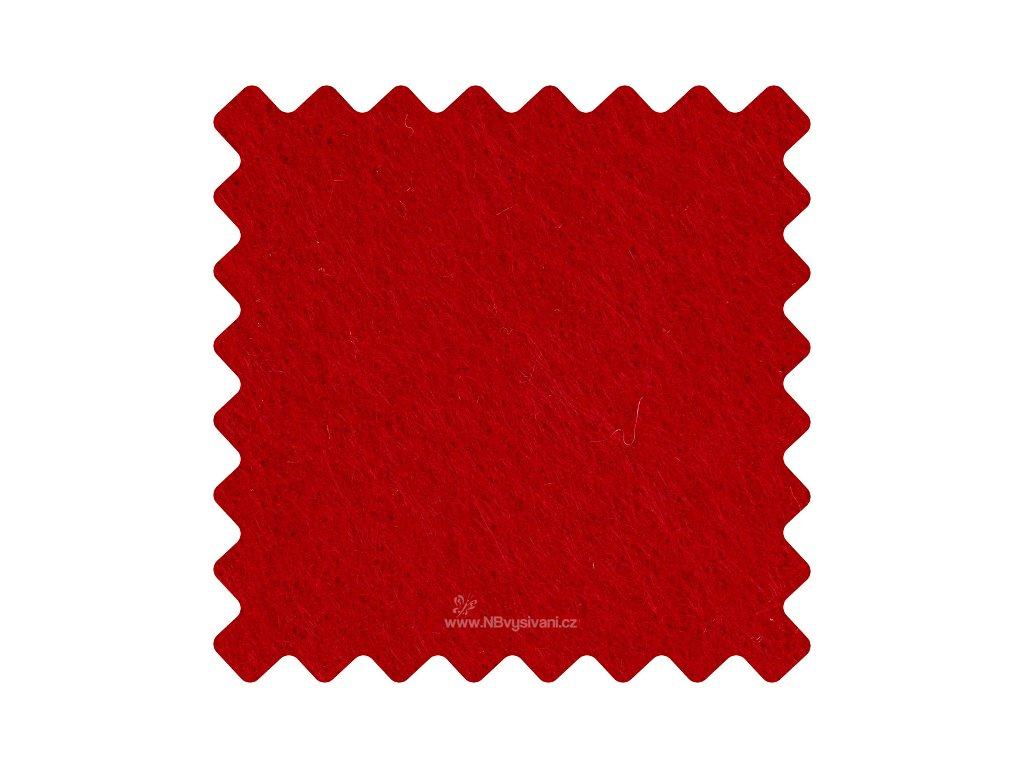 CRE-45233 Filc 3mm - Red (42x60cm)
