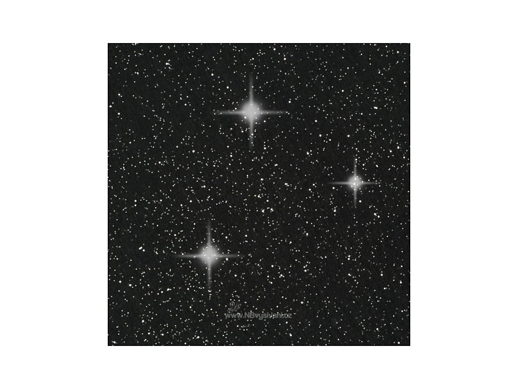 CRE-45389 Filc se třpytem černý (21x30cm)
