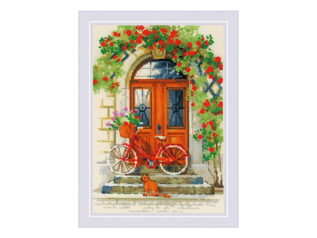 RIO-1831 Dveře v Itálii