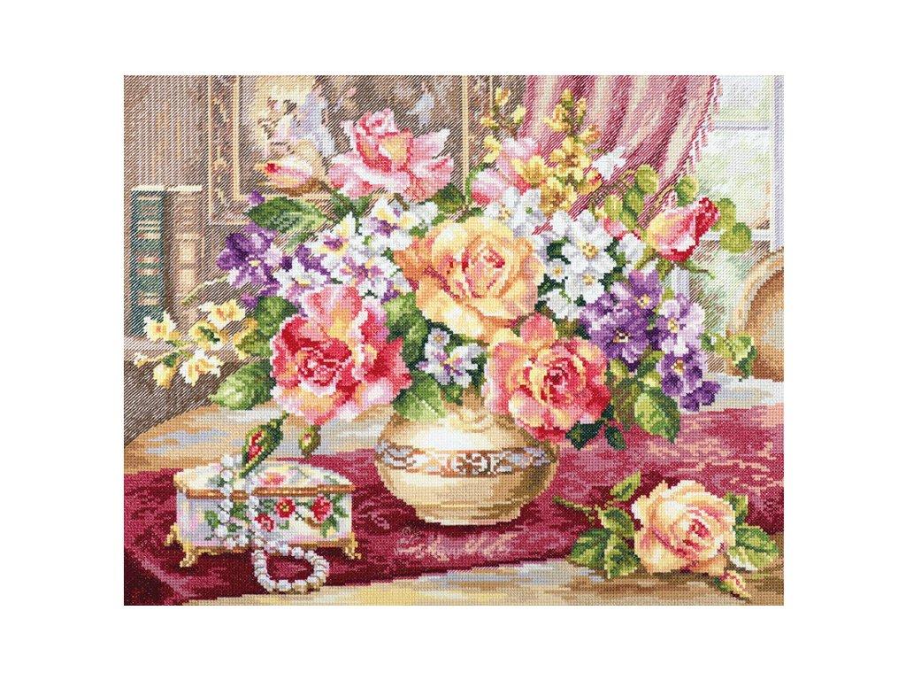AL2-50 Pokoj s růžemi