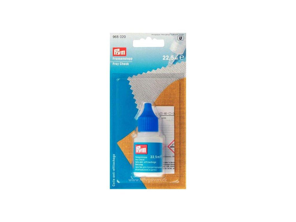 V39104 Fray Check - přípravek proti třepení PRYM 968020 (22,5ml)