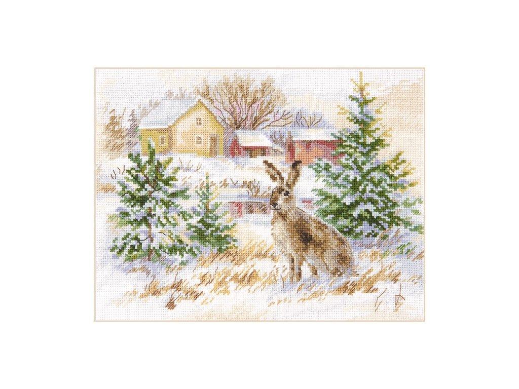 AL1-31 Zimní den
