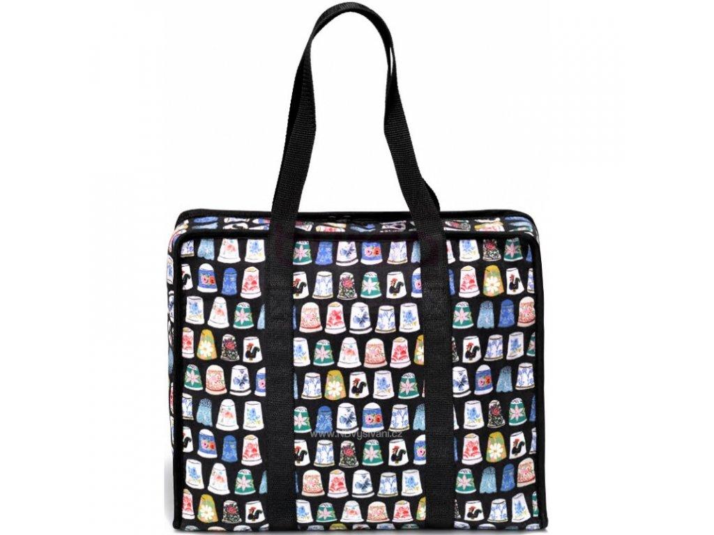 V39423 Cestovní taška na pomůcky ALL-IN-ONE PRYM (612650)