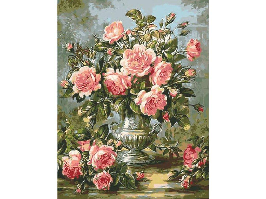 GR-12317 Kytice růží