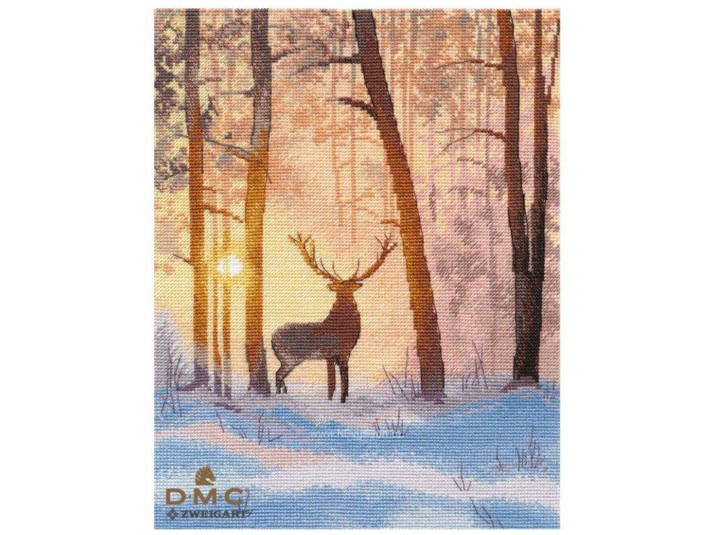 OV-1399 V zimním lese