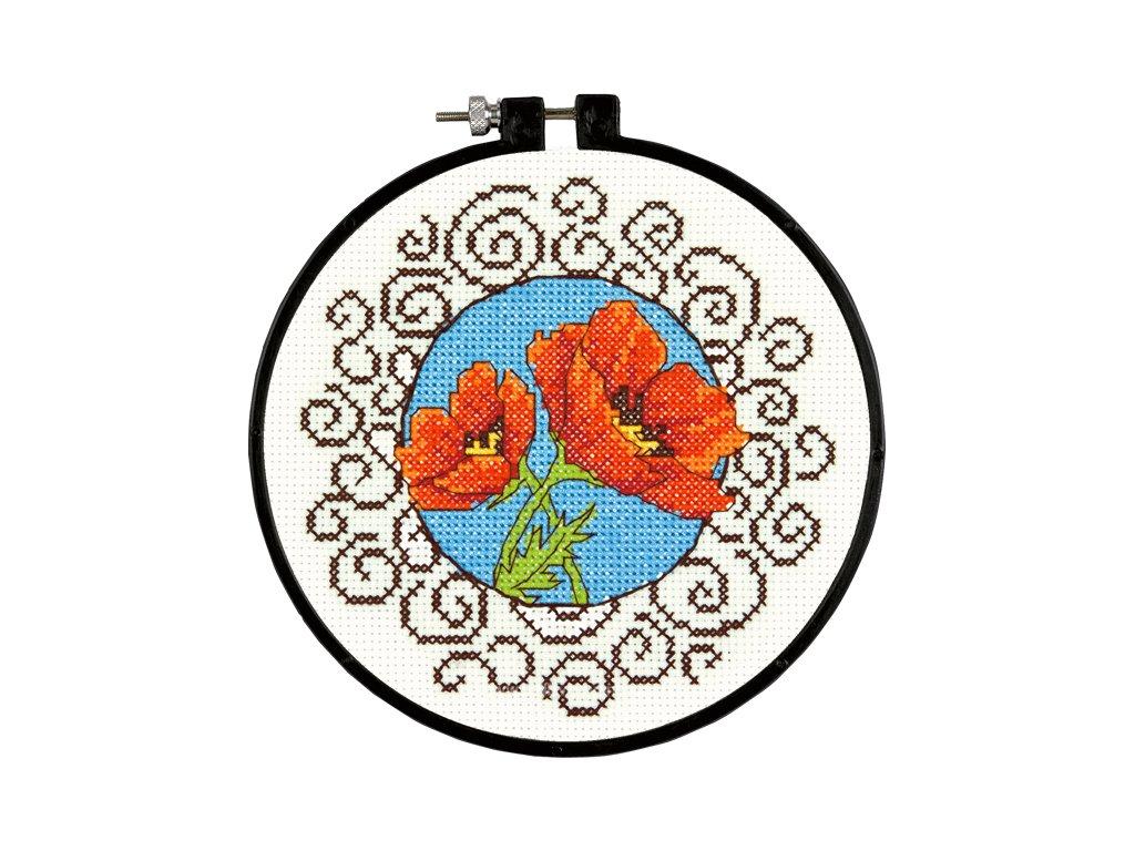 72-73825 Poppies - Vlčí máky