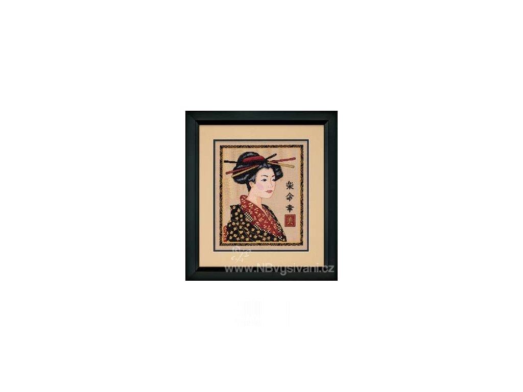 35238 Classic Geisha - Gejša