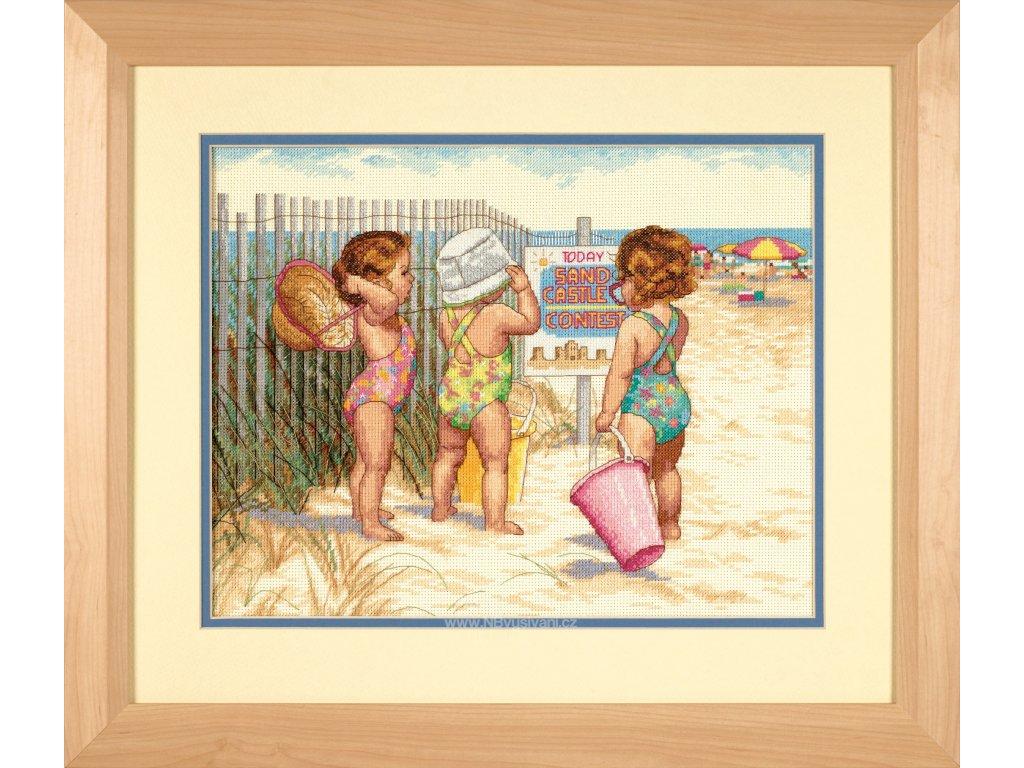 35216 Beach Babies - Děti na pláži