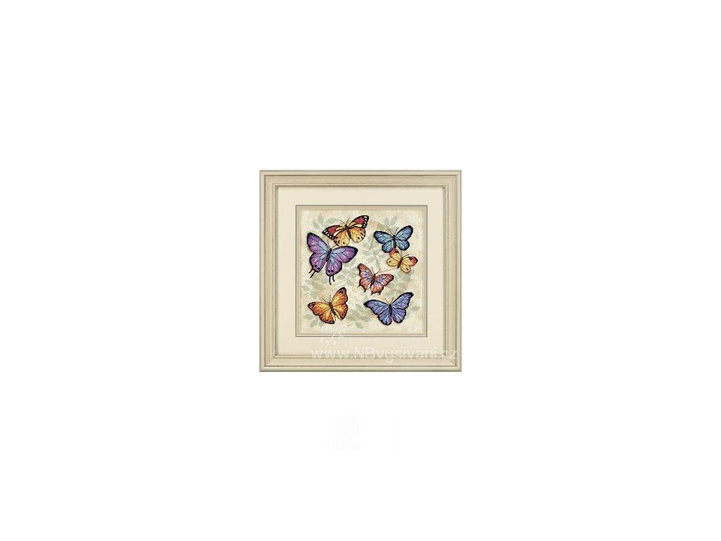 35145 Butterfly Profusion - Motýlí sešlost