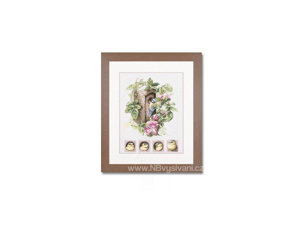 L34869 Budka v růžích (doprodej)