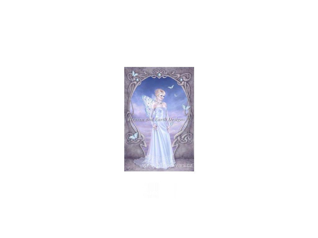 HAED - Diamond (Aida 18ct)