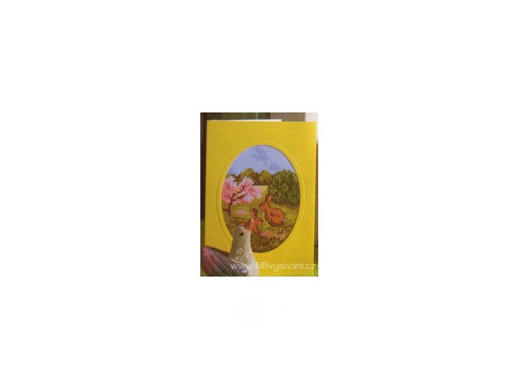 OR6133 Přání s velikonočním motivem