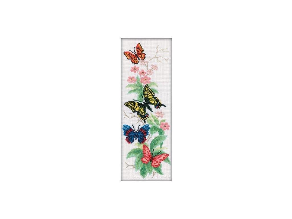 RT-M146 Motýli