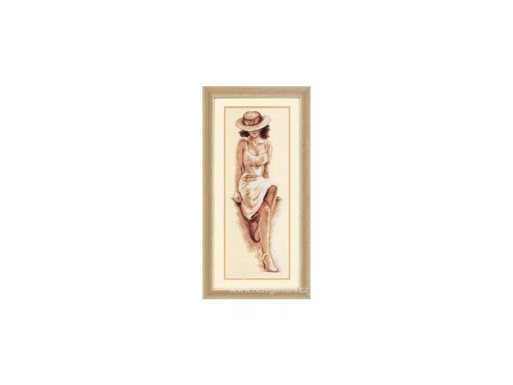 ART-VE2002-75.168 Půvabná dáma