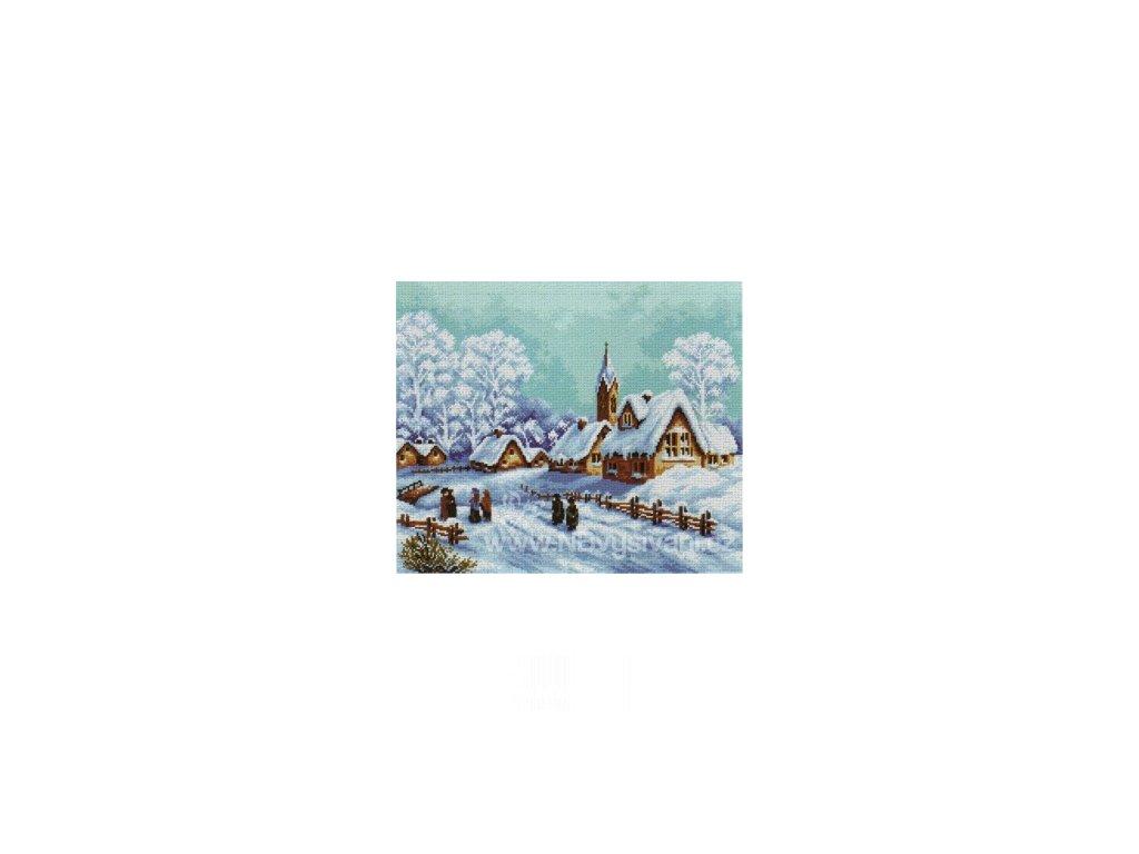OR2287 Zimní vesnička