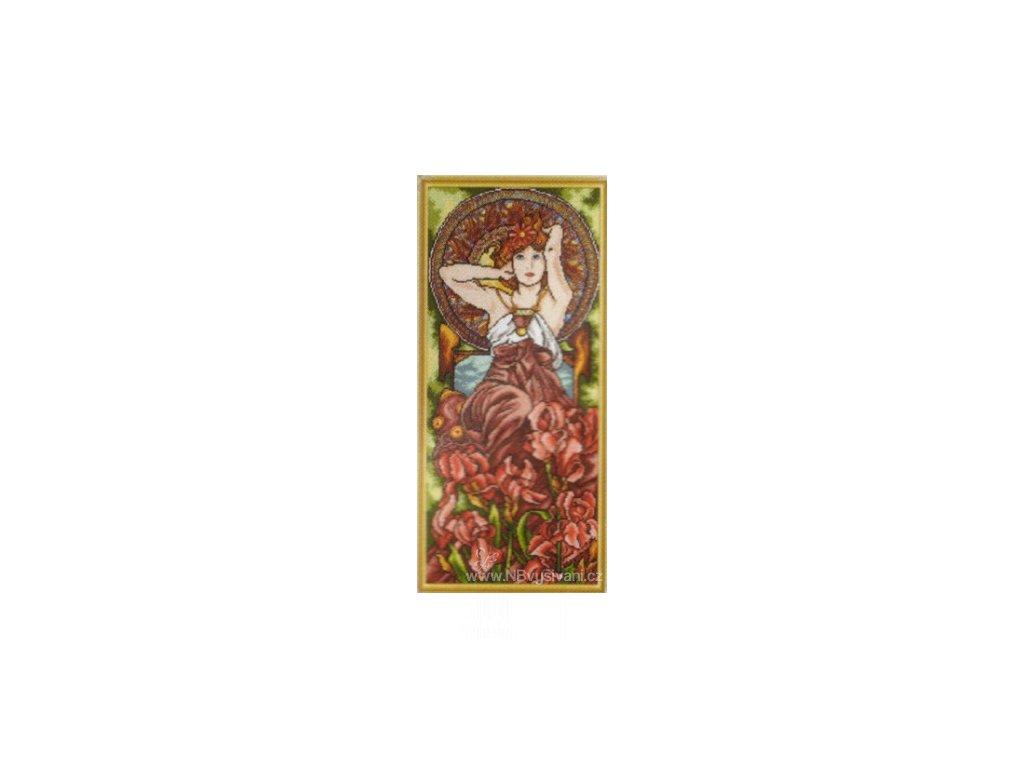OR2427 Alfons Mucha - Ametyst
