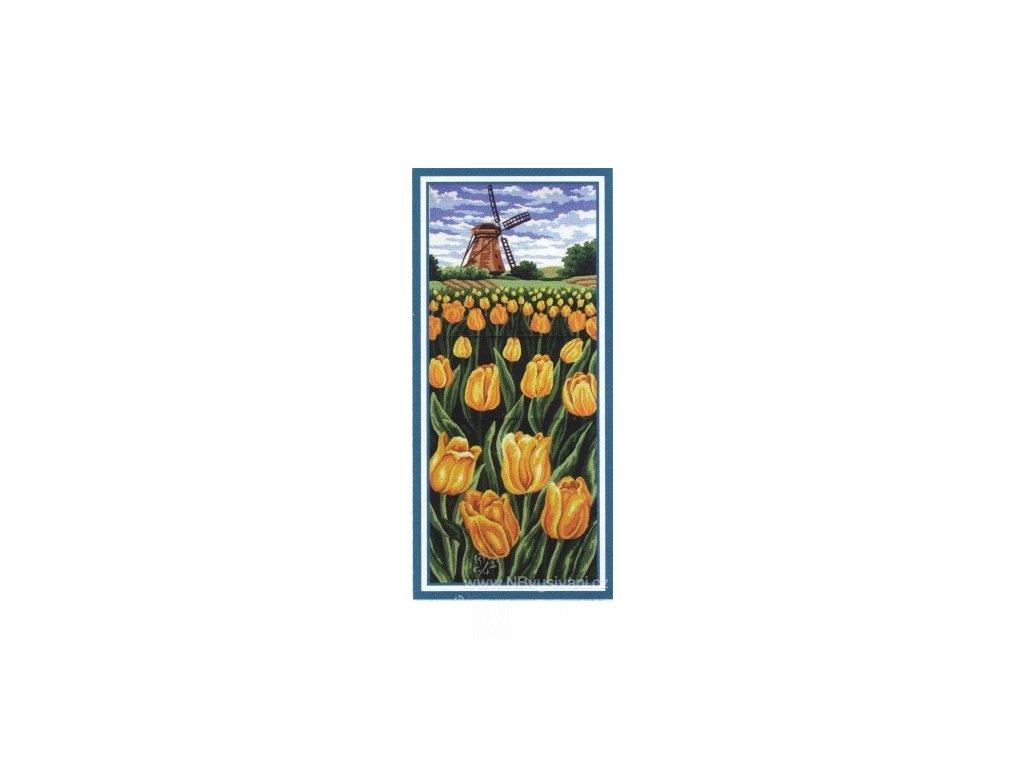 ADA8.048 Mlýn s tulipány
