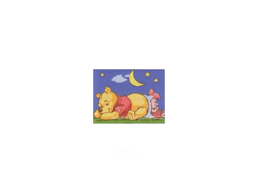ARP988.0107.101 Spící medvídek Pú
