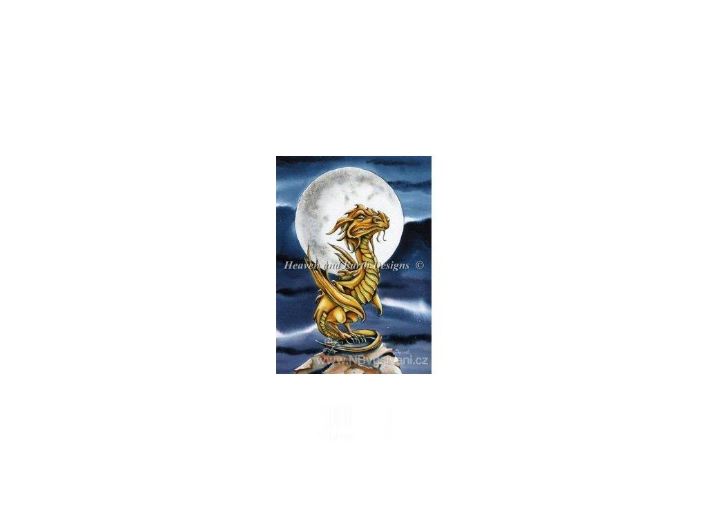 HAED - Dreaming Dragon (Lugana 25ct)