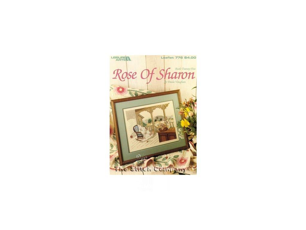 TSC-LA00776 Sharoniny růže (předloha)