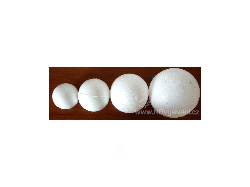 K12 Polystyrenová koule 12cm