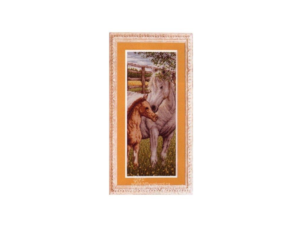 ARP988.6418.11 Klisna s hříbětem (doprodej)
