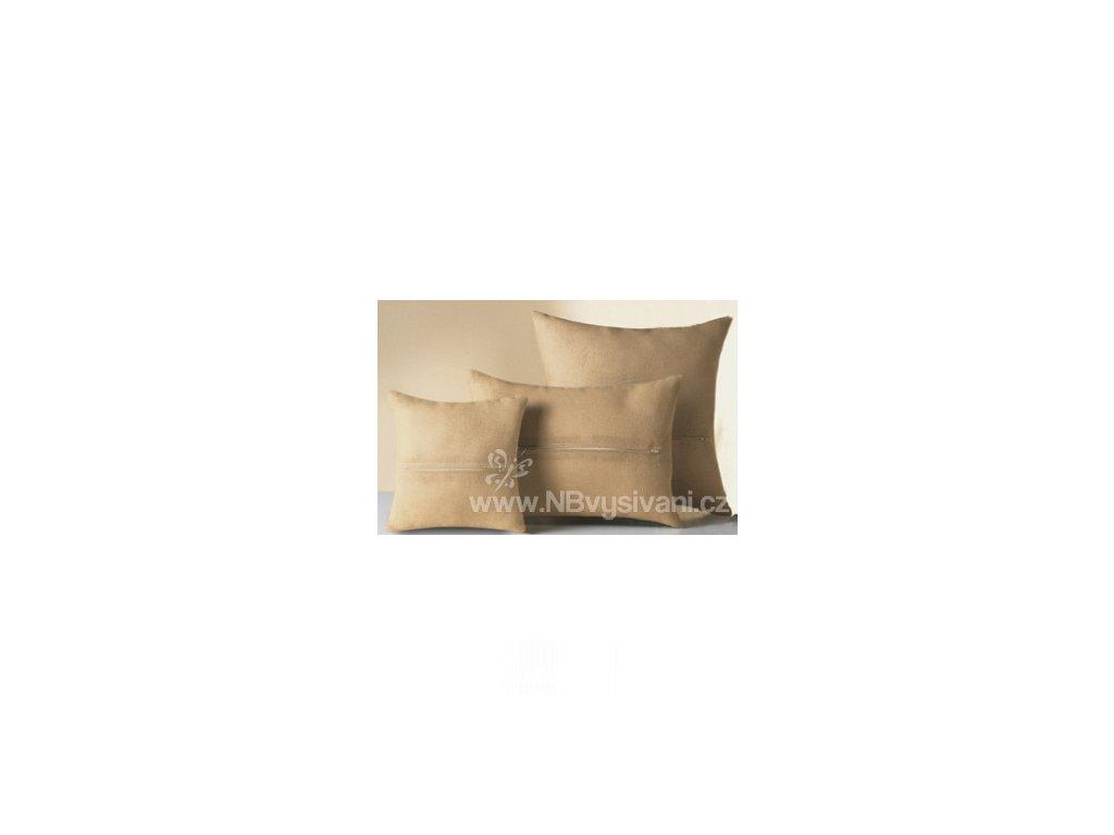 VE8999-27 Zadní díl se zipem k polštářům (30x30cm)