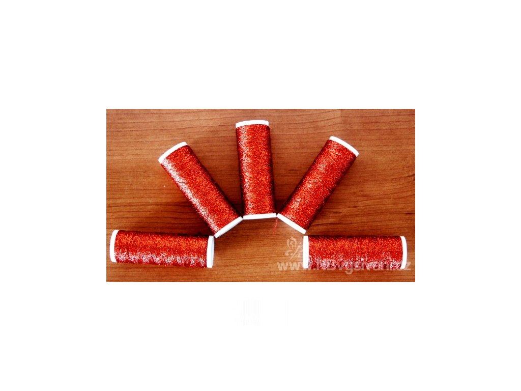 V75039-308 Metalux červený